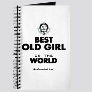 The Best in the World Old Girl Journal