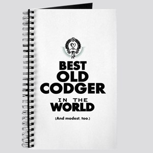 The Best in the World Old Codger Journal