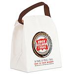 Rock Island Canvas Lunch Bag