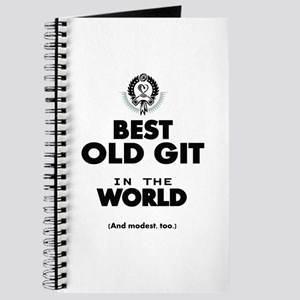 The Best in the World Old Git Journal