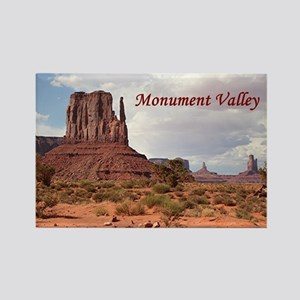 Monument Valley, Utah, USA 2 (cap Rectangle Magnet