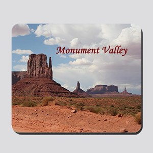 Monument Valley, Utah, USA 3 (caption) Mousepad