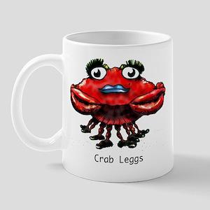 Crab Leggs Mug