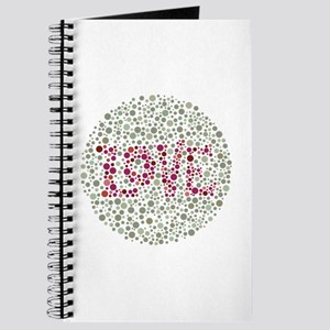 Colorblind Love Journal