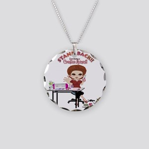 Creative Moment Necklace Circle Charm