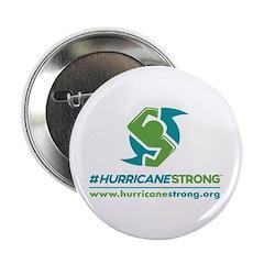 """Hurricanestrong 2.25"""" Button (10 Pack)"""
