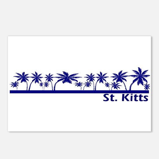 St. Kitts Postcards (Package of 8)