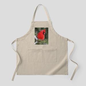 Cardinal Apron