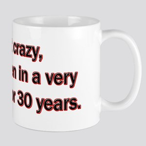 30 Year Bad Mood Mug