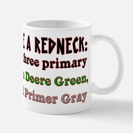Redneck Colors Mug