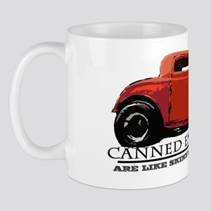 Canned Email Tunes Mug