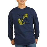 Gold Navy Here to pick up my Daddy Long Sleeve Da