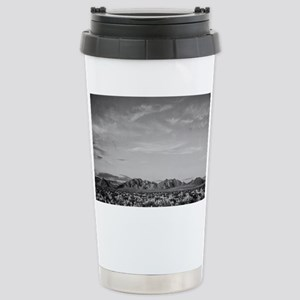 Ansel Adams Distant vie Stainless Steel Travel Mug