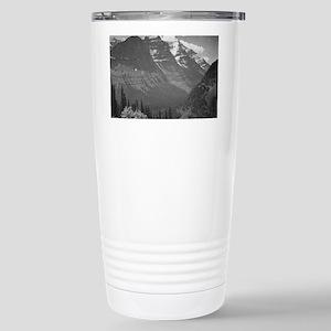 Ansel Adams Glacier Nat Stainless Steel Travel Mug