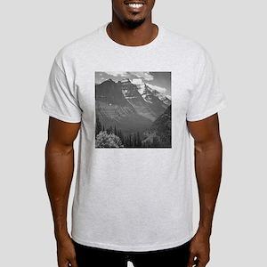 Ansel Adams Glacier National Park Light T-Shirt