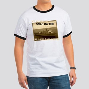 USS Ashland LSD 481 T-Shirt