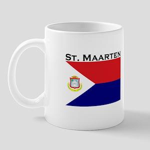 St. Maarten Flag Mug