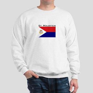 St. Maarten Flag Sweatshirt