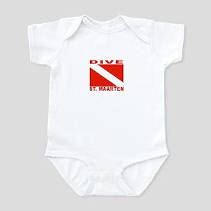 Dive St. Maarten Infant Bodysuit