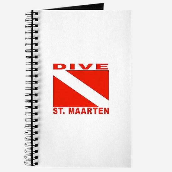 Dive St. Maarten Journal