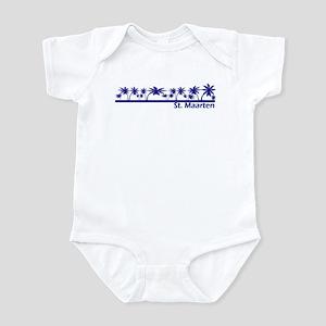 St. Maarten Infant Bodysuit