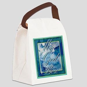 God Box Canvas Lunch Bag