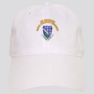DUI - 1st Bn - 506th Infantry Regt with Text Cap