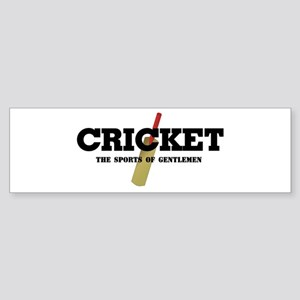 Cricket Bumper Sticker