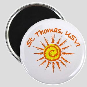 St. Thomas, USVI Magnet