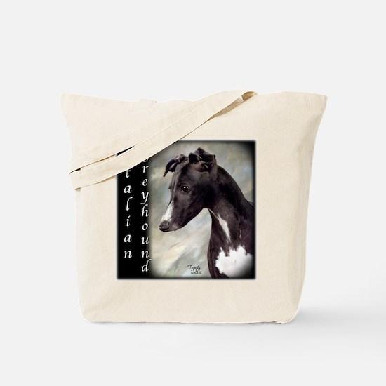 Italian Greyhound- IG Tote Bag