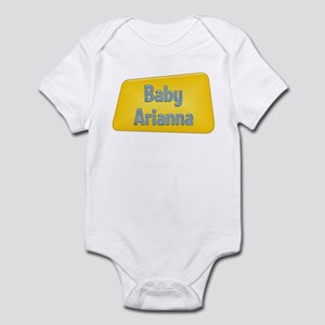 Baby Arianna Infant Bodysuit