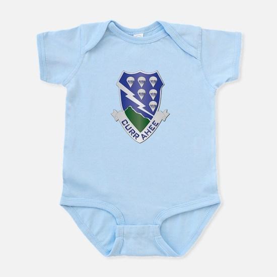 DUI - 1st Bn - 506th Infantry Regt Infant Bodysuit