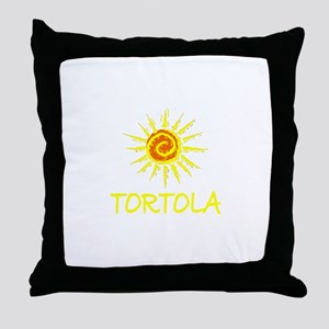 Tortola Throw Pillow