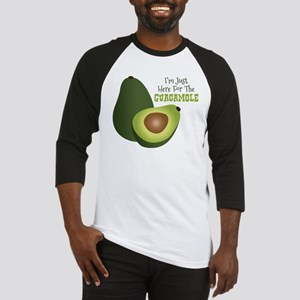 Im Just Here For The GUACAMOLE Baseball Jersey