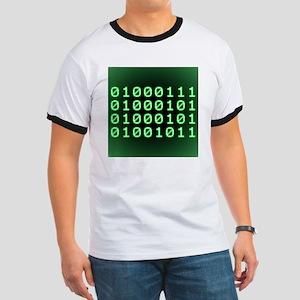 Binary code for GEEK Ringer T