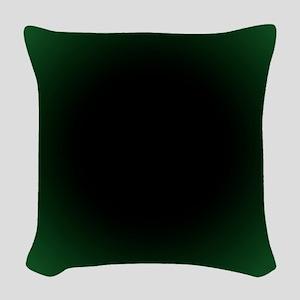 Binary code for GEEK Woven Throw Pillow