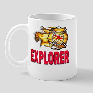 Fire Explorer Mug