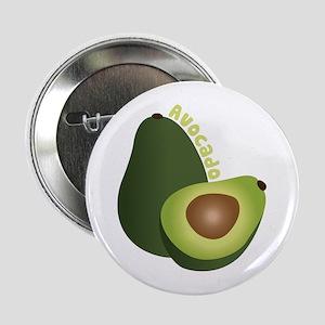 """Avocado 2.25"""" Button"""