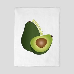 Avocado Twin Duvet