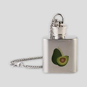 Avocado Flask Necklace