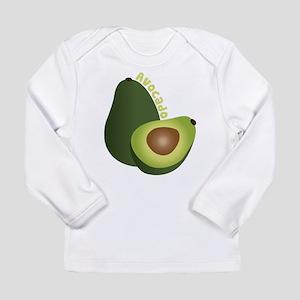 Avocado Long Sleeve T-Shirt