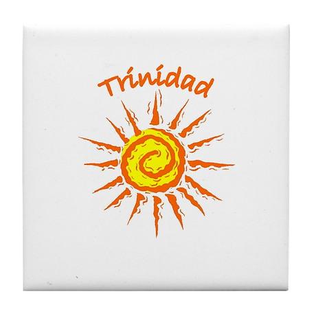 Trinidad Tile Coaster