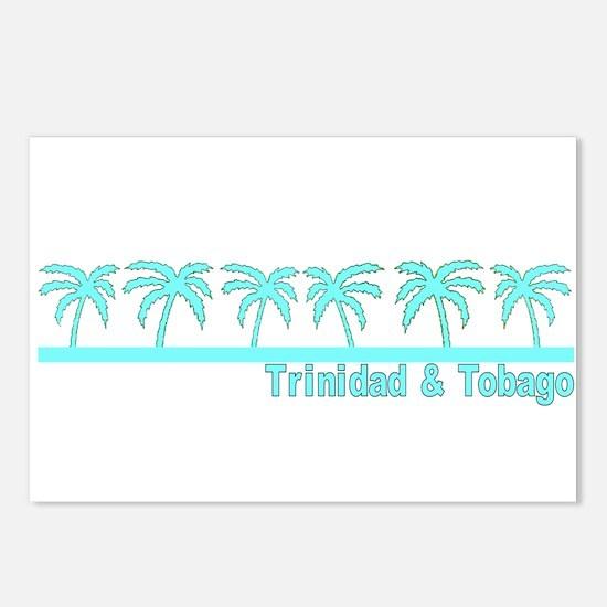 Trinidad & Tobago Postcards (Package of 8)