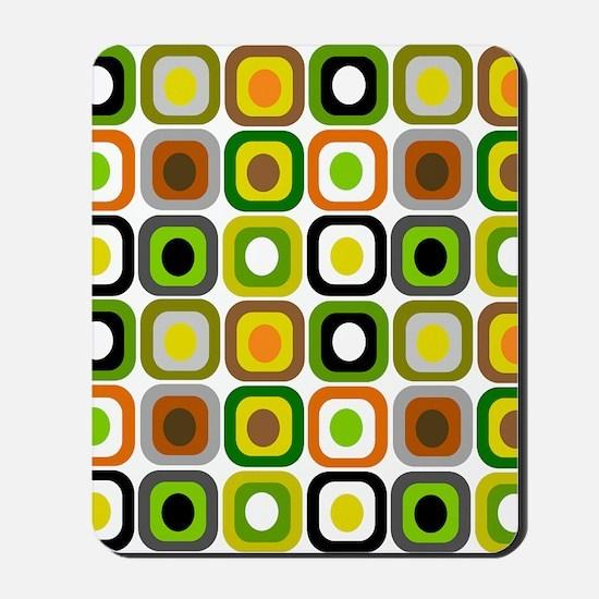 MCM squares 222 Duvet Mousepad