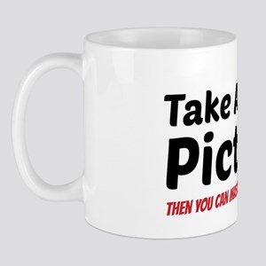 Take A Picture Mug