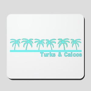 Turks & Caicos Mousepad