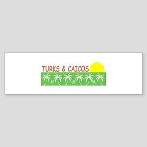 Turks & Caicos Bumper Sticker