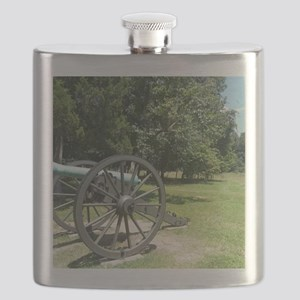 Battle of the Wilderness Canon Flask