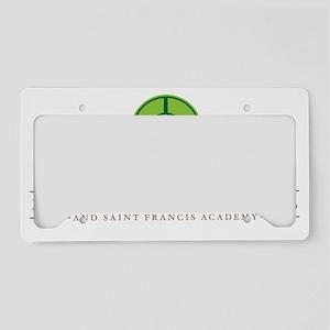 FMES Full Logo License Plate Holder