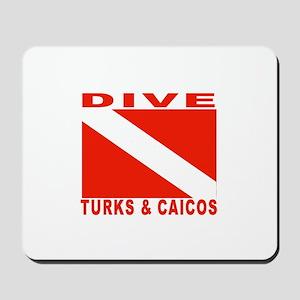 Dive Turks & Caicos Mousepad